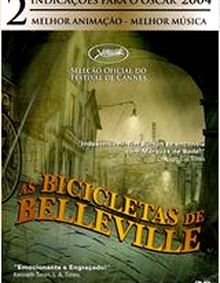 As Bicicletas de Belleville