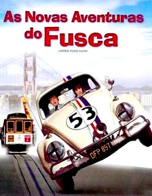 As novas aventuras do fusca