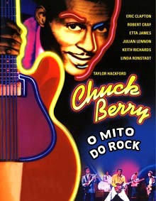 Chuck Berry - O mito do rock