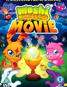 Moshi Monsters: O filme