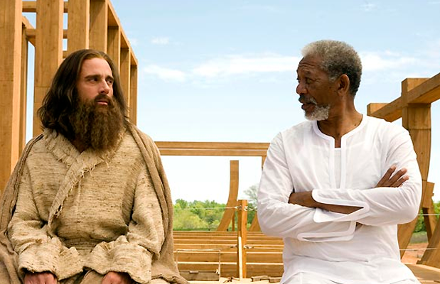 An image from the movie Evan Almighty